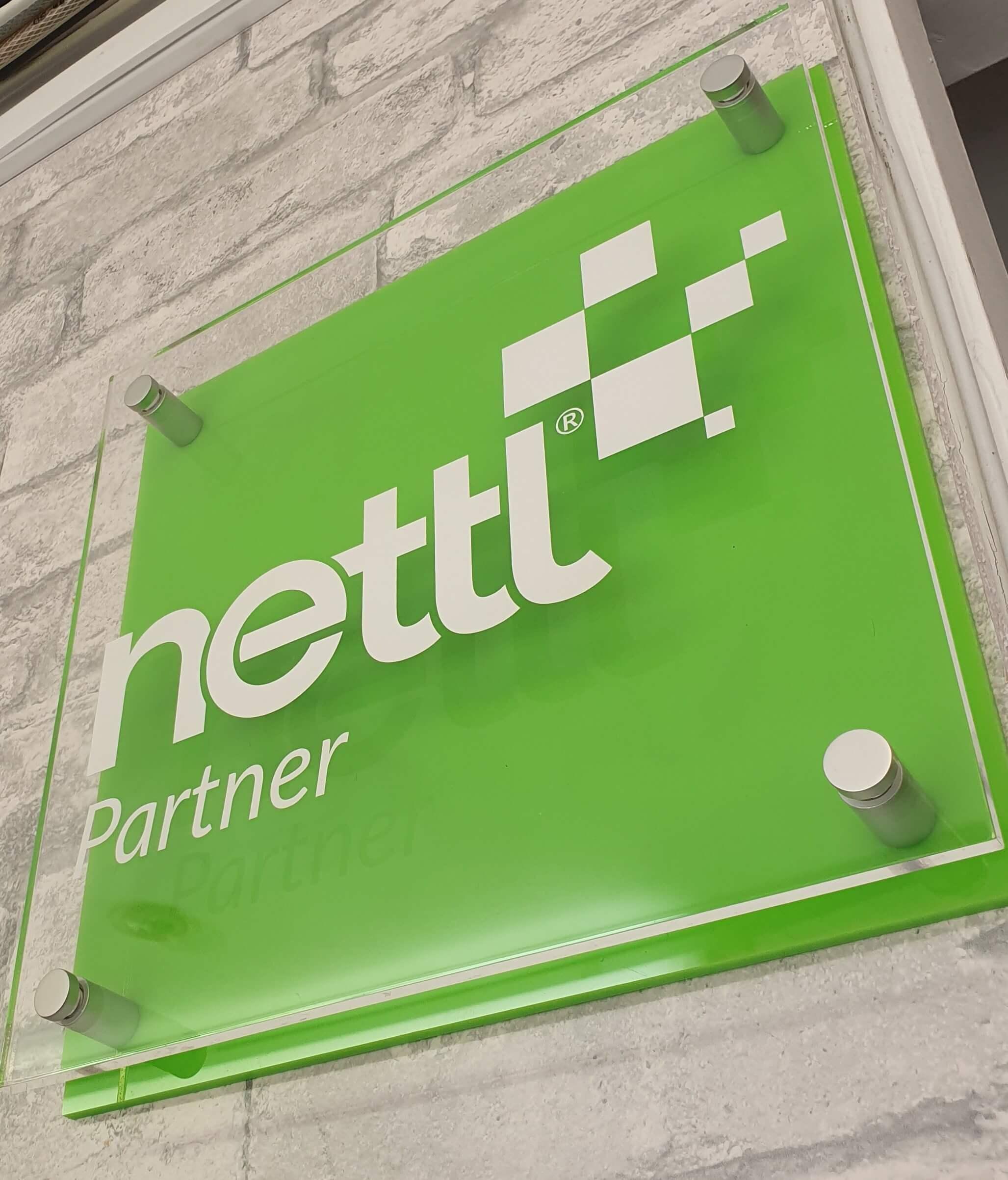 nettl sign