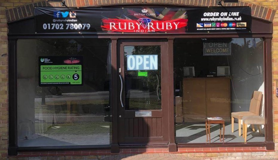 Ruby ruby banner