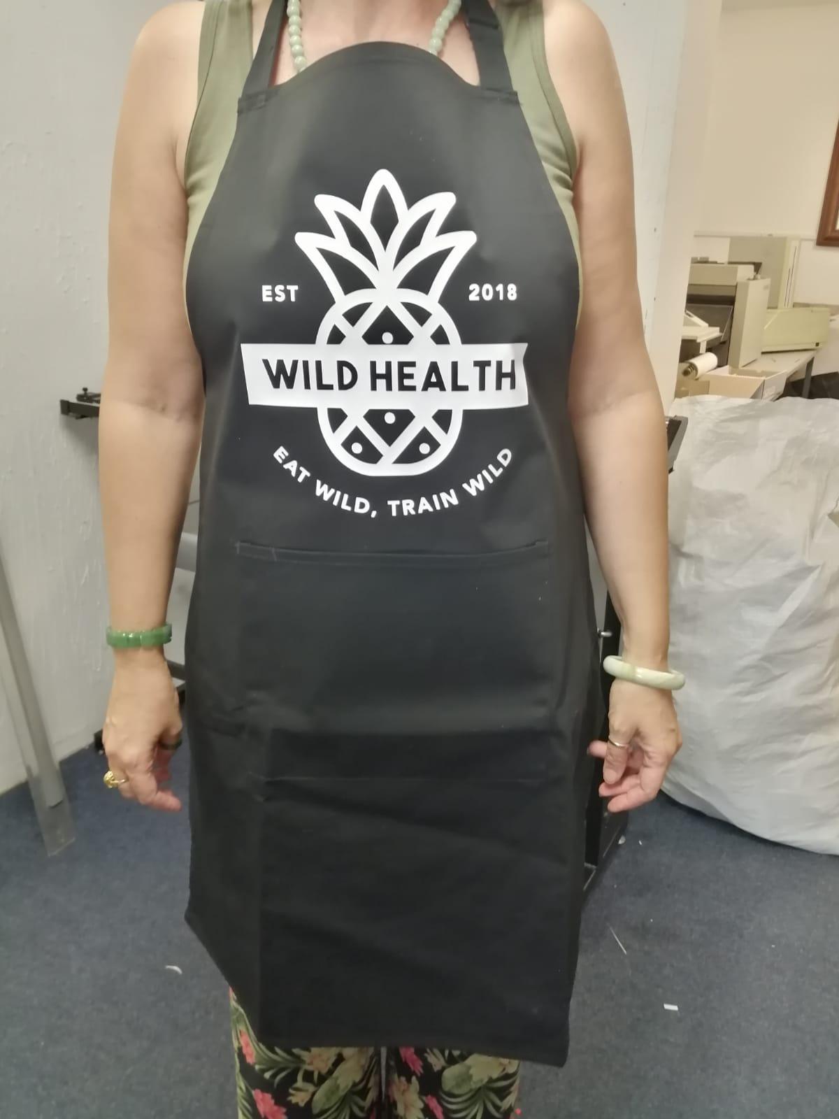 Wild Health Apron