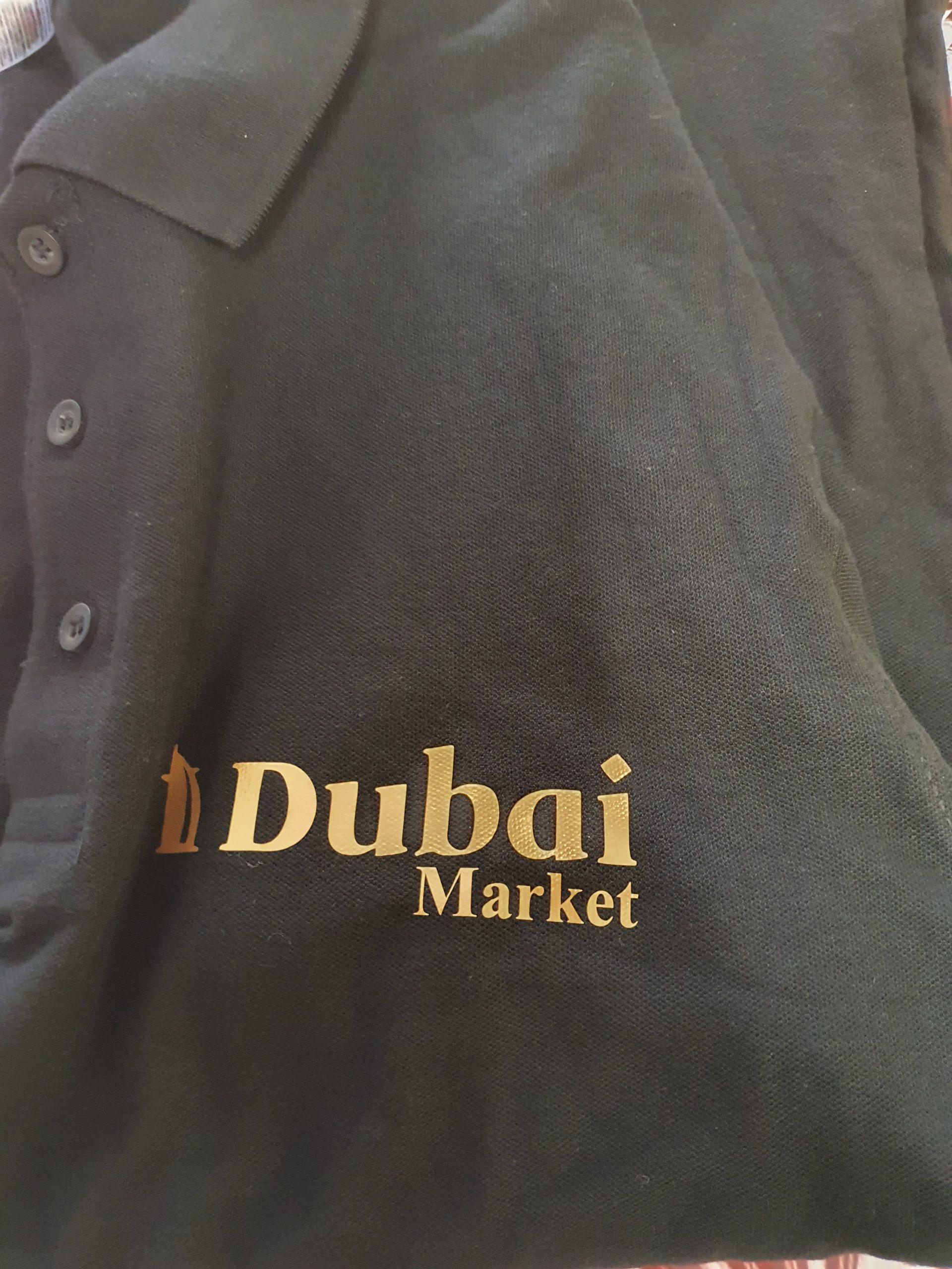 Dubai tee