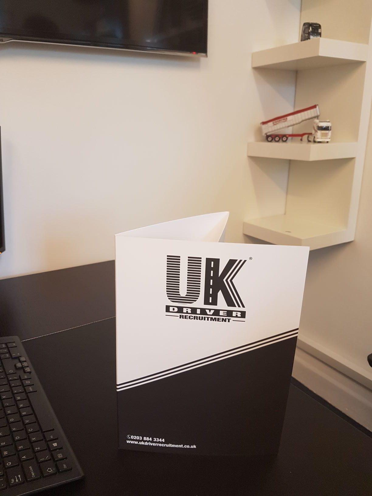 UK Driver Folder