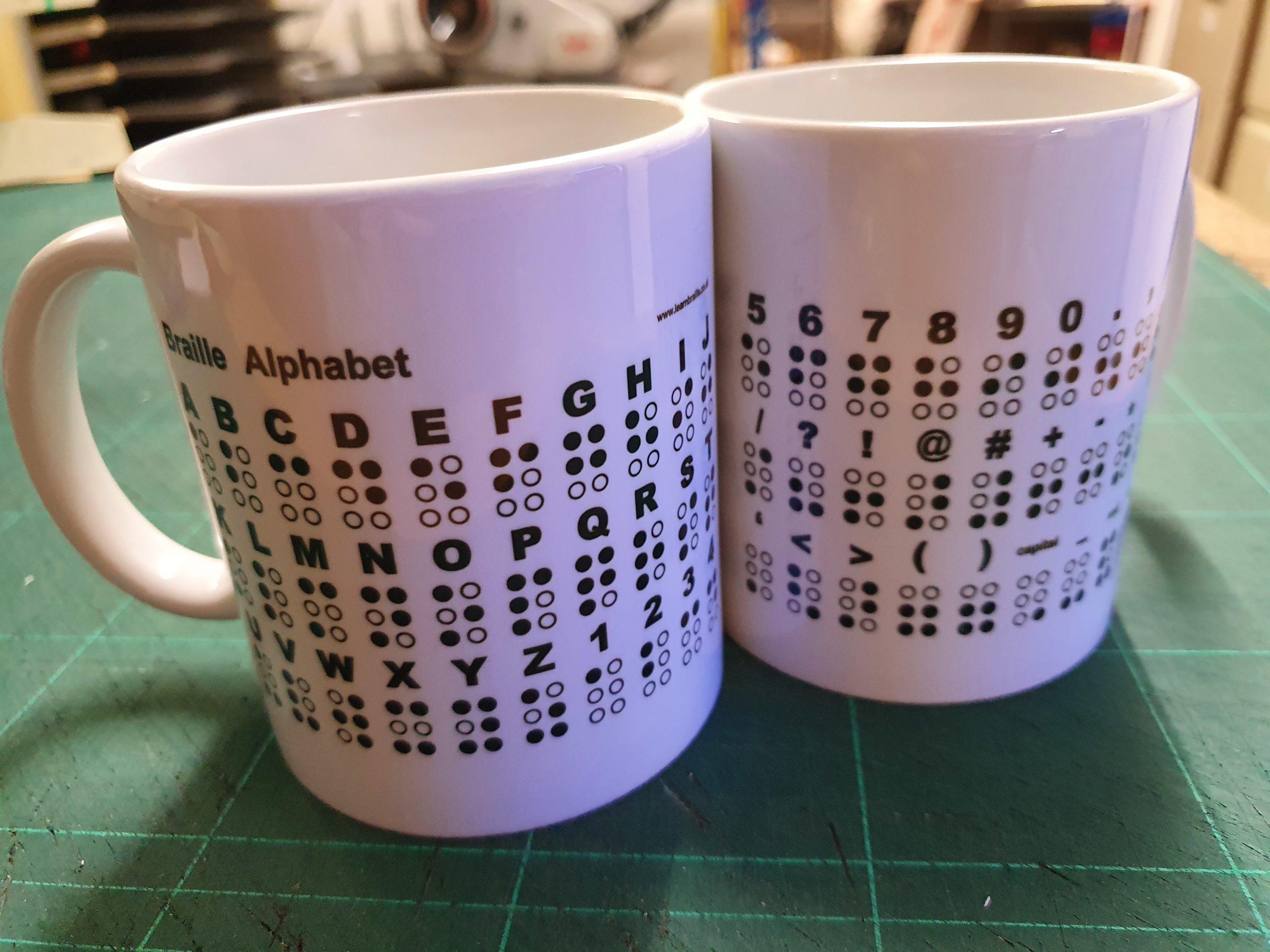 braille mugs