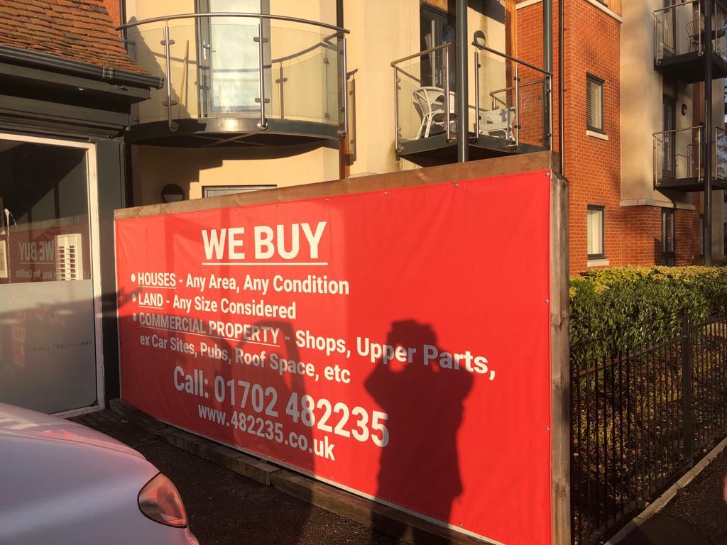 Properties Required Banner