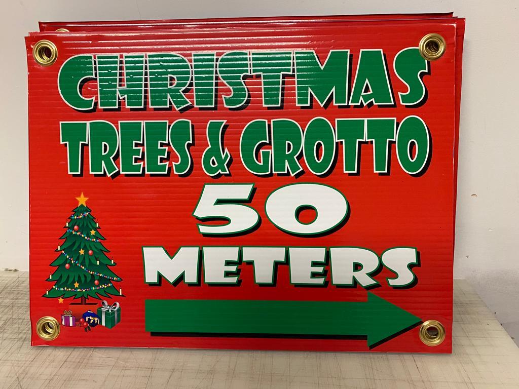 Christmas Trees Correx