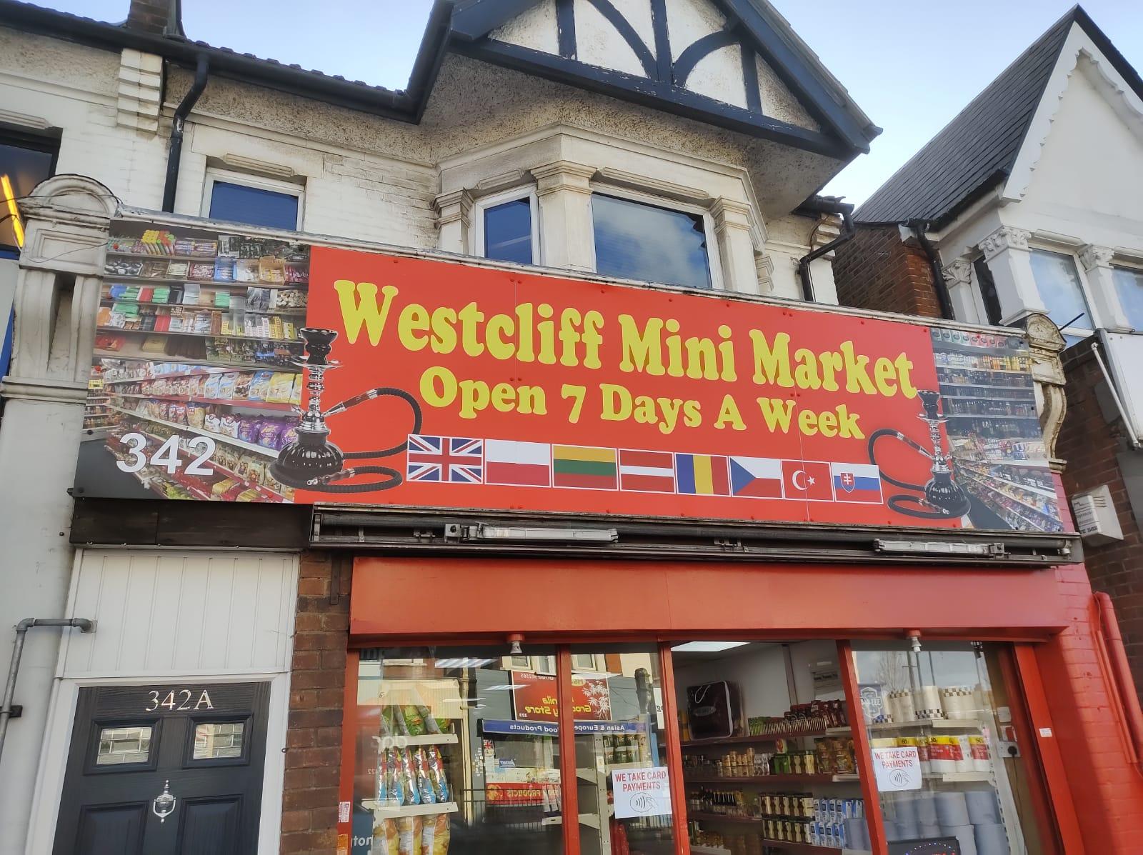 Westcliff mini mart